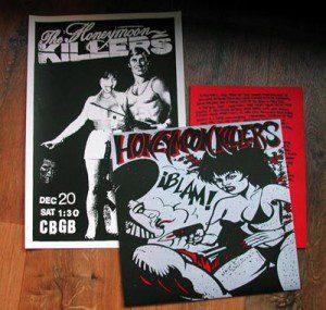 Honeymoon Killers (NYC) – Blam! LP Ltd.80