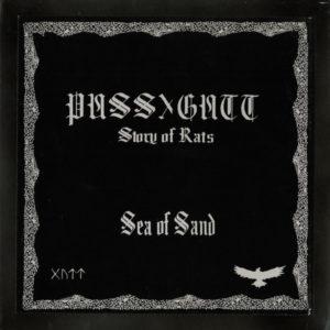 Pussygutt, Story Of Rats - Sea Of Sand 2xLP
