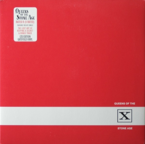 Queens Of The Stone Age - Rated X 2xLP