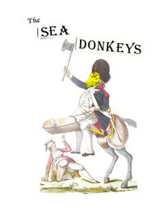 Sea Donkeys - Live At The S.S. Marie Antoinette LP