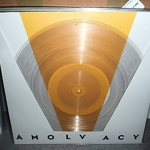 Amolvacy - A La Lu La LP