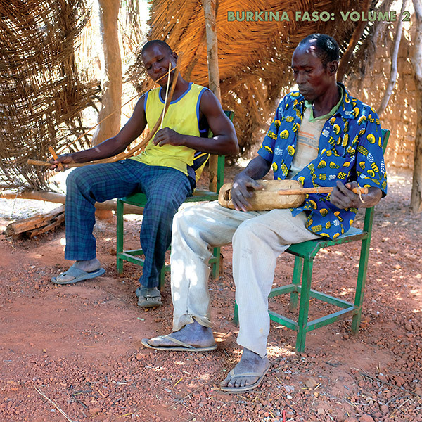 V/A - Burkina Faso Vol. 2 LP