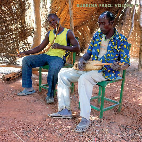 V/A - Burkina Faso Vol. 2 LP