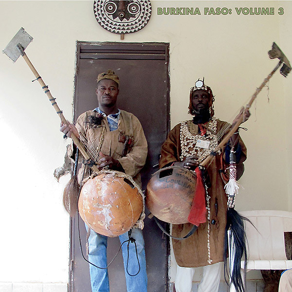 V/A - Burkina Faso Vol. 3 LP