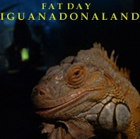 Fat Day - Iguanadonaland LP