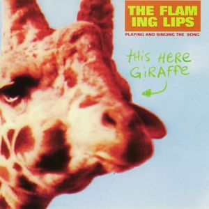 Flaming Lips - This Here Giraffe 10""