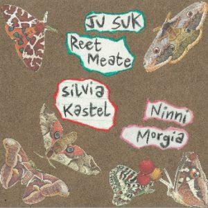 Silvia Kastel/Ninni Morgia/Ju Suk Reet Meate - Le Puss Puss LP