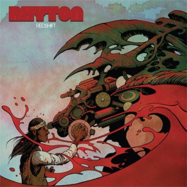 Rhyton - Redshift LP