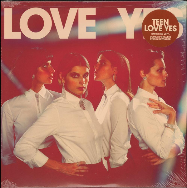 Teen - Love Yes 2xLP