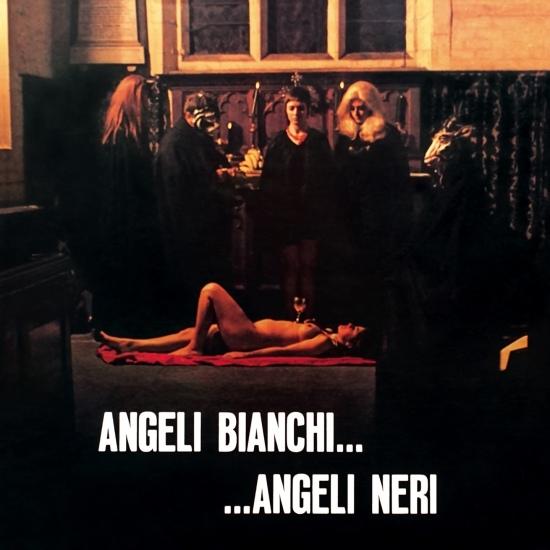 Umiliani, Piero - Angeli Bianchi....Angeli Neri (Colonna Sonora Originale Del Film) LP+CD